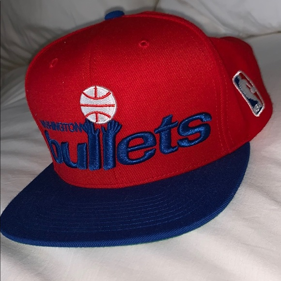 249f28699 Washington Bullets SnapBack Hat